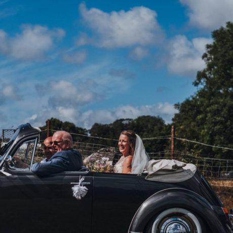 Relaxed marquee Farm wedding in Looe Cornwall, boho wedding Cornwall.